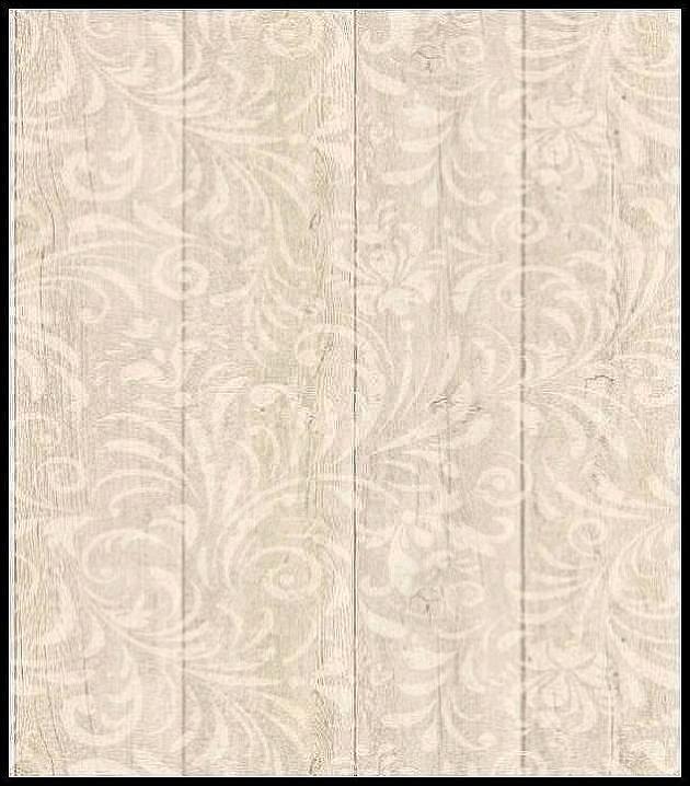Vinyle ornement bois 51161307 for La maison du papier peint