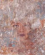 Papiers Peints Sejour Chambre Industriel Et Recup Intisse Collection Grunge  INTISSE CONTEMPORAIN ROSE G45380
